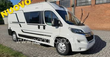 ADRIA Twin Axess 600 SP Family